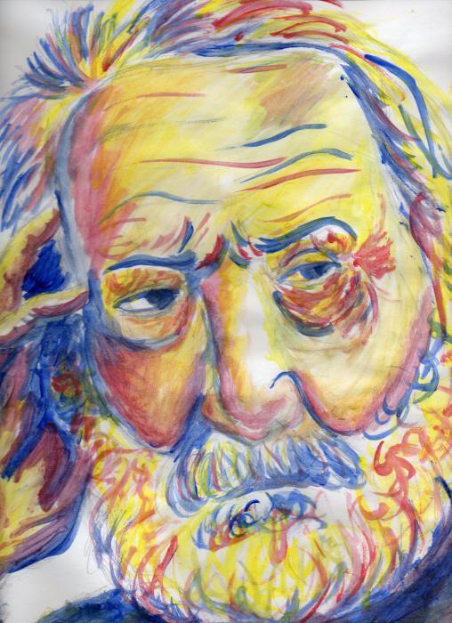 Victor Hugo by Epona